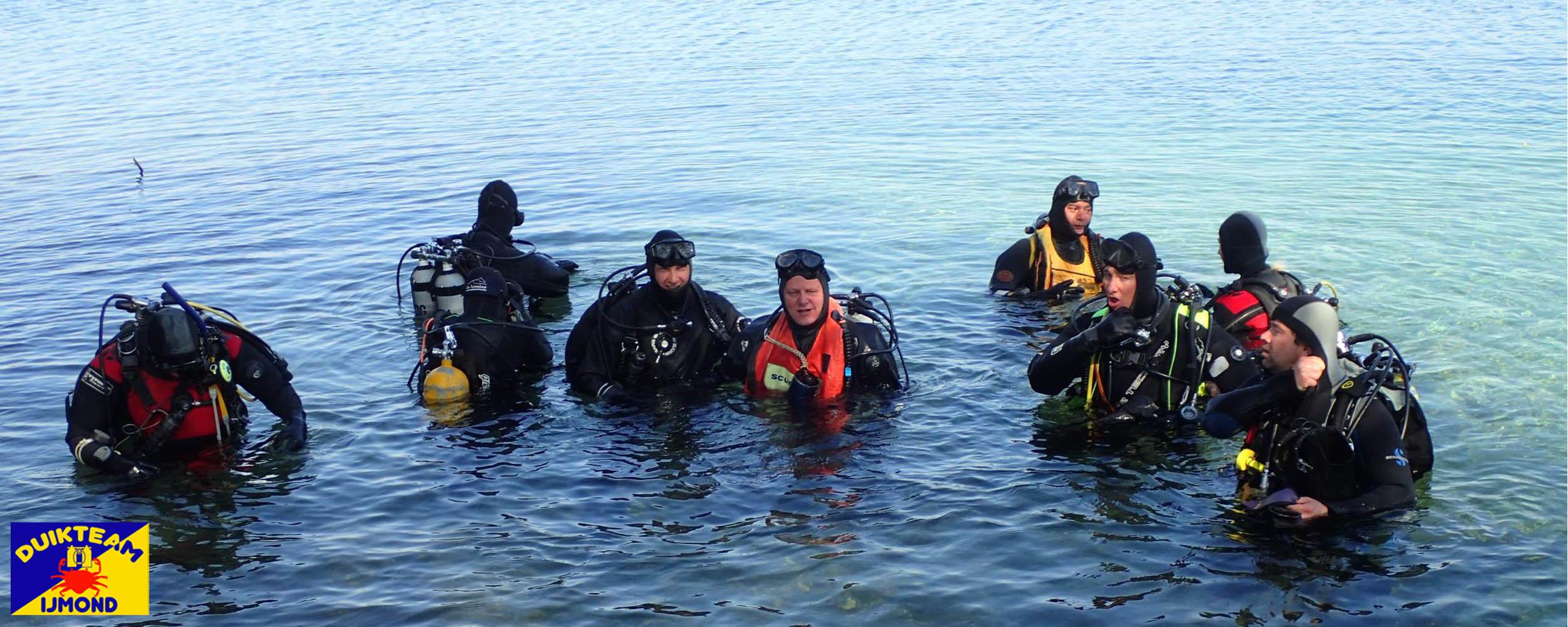 duikteam ijmond duiken in nederland